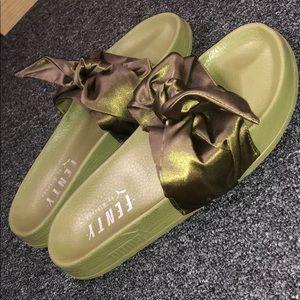 Rihanna Fenty Slippers